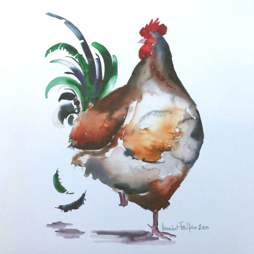 Emerald Rooster